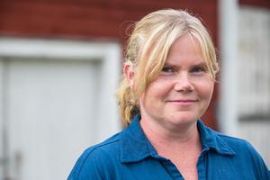 """""""Det finns mycket kunskap i det här nätverket. Det är alltid bra med bollplank"""", säger VVS-företagaren Jenni Andersson."""