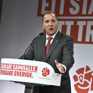 Att Stefan Löfven fortsätter som statsminister i en ny regering ger 2.60 i odds hos spelbolag.