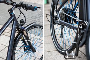 Staten subventionerar köp av en elcykel med 25 procent av kostnaden. Foto: Thomas Johansson/TT