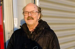 Tom Lemon, 70, pensionär, Sundsvall.
