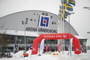 VM – en ekonomisk baksmälla för IFK Vänersborg. BILD: Adam Ihse/TT