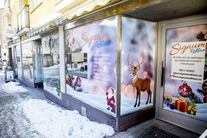 I gamla Härnökioskens lokaler på Storgatan ska den nya butiken med underkläder öppna.