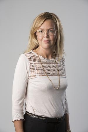 Erica Andrén, ordförande för region Värmland-Dalarna och förste vice ordförande i Sveriges Skolledarförbund. Foto: Pressbild