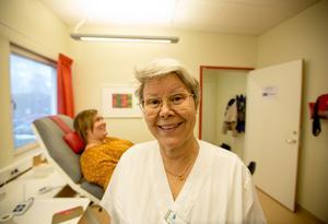 Eva Samuelsson, grundare av Borlängetappen.