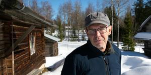 – Viktigast är att vi har betesdjur och håller landskapet öppet men får vi bidrag kan vi göra så mycket mer, säger Börje Sander.
