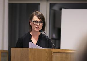 """""""Det är storleken på skolan som är fokus utan kompetens"""", säger Ulrika Liljeberg (C)."""