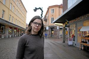 Efter 10 år med butiken som nu heter ByLotta på Klostergatan i Skara har ägaren tagit beslut om att lägga ner den. Foto: Arkiv