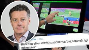 Stefan Lundin berättar att filmningar och fulspel kan börja bestraffas i efterhand. En som uttryckte sin trötthet gentemot fuskarna var Linus Hallenius, efter matchen mot Djurgården.