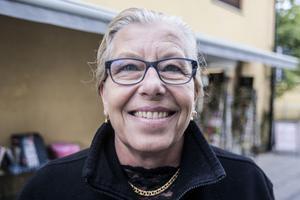 Elisabeth Askervall, 59 år, Björknäs: – Disciplin och respekt, inte bara för den som är äldre utan för alla människor. Skolan måste  vara en trygg plats för alla. Sedan extra resurser för de som behöver stöd och rutiner för lärare hur de ska möta utåtagerande elever.