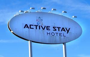 Kommunen har hyrt Active Stay Hotel under sju år.