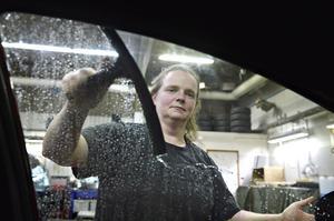 Marlene Grönlund har många idéer och drömmer om att utöka verksamheten med webbutik och att kunna anställa personal.