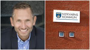 David Schubert, näringslivschef på Nykvarns kommun, tror och hoppas att Nykvarn redan har vidtagit åtgärder som ska leda till ett bättre resultat nästa år.