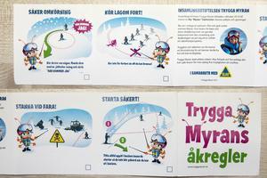 Trygga Myrans koncept är i grunden inget nytt under solen. Flera av åkreglerna fanns med i tidigare kampanjer. Nytt är det barnanpassade paketeringen och några nytillkomna regler.