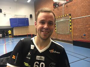 Fredrik Åhlberg.