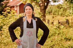 Kirsi Pärssinen, 50-årig mentalskötare från Västerås, som ska vara med i
