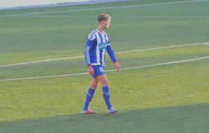 Petter Thelin var med från start igen och hittade målet redan efter 16 minuter.