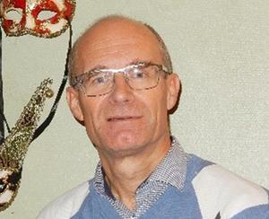 Bertil Axelsson gästade SPF Seniorerna. Foto: Sven Adolfsson