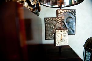 Mycket i Yvonne Astors hem är inspirerat av hennes många resor.