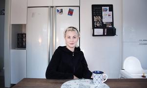 Miranda Hamin mår bra igen nu efter att ha fått ett återfall av anorexin för ett par år sedan.