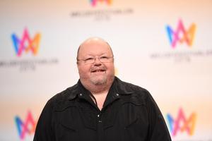 Kalle Moraeus tävlar i Melodifestivalen  i år.Bild: Henrik Montgomery
