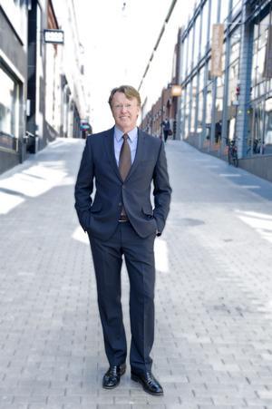 Grundaren till fastighetsbolaget och fondförvaltaren Areim, Leif Andersson, är beredd att satsa miljardbelopp på EcoDataCenter AB.