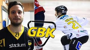 Tony Eklind spelar vidare i Gripen Trollhättan. Foto: Leo Hägglund / Jessica Eriksson