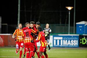 Syrianska FC siktar på att komma topp två i division 1 norra