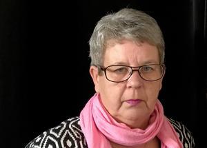 Lena Johnsson, vice ordförande LO-distriktet Dalarna och Gävleborg. Foto: Viktor Rasjö