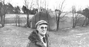 Lennart Ganebro, 1979. Foto: VLT:s arkiv