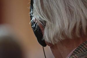 """Radiolyssnarna vill dels ha fler satsningar på poddar, dels mer """"här och nu"""" i den vanliga radion. Foto: Janerik Henriksson/TT"""