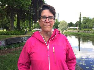 Helena Löw, nominerad till Västerås vardagshjälte 2019.
