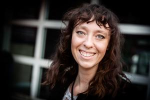 Liz Almqvist, projektledare för Dalecarlia Music Awards.