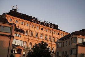 I Stockholm har Södra Teaterns samtliga evenemang på Kägelbanan flyttats på obestämd tid på grund av klagande grannar. Foto: Vilhelm Stokstad/TT