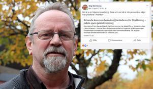Stig Malmberg (SD) tror inte sociala medier kommer ha fullt så stort inflytande på valet som många verkar tro.