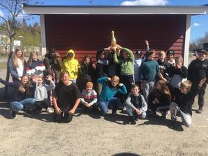 Klass 5 Bergviksskolan