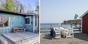 Bild: t.h. Svensk Fastighetsförmedling, t.v. Julia Pettersson