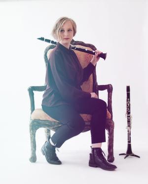 Ebba Eriksson. Foto: Jonas Martinsson/Musik i Dalarna