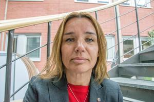 Anna-Caren Sätherberg toppar Socialdemokraterna i Jämtlands läns valsedeln.