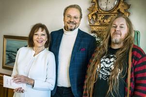 Fredrik Lindström är programledare för SVT:s nya serie