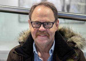 Peter Åhman, 63 år, pensionär, Sundsvall