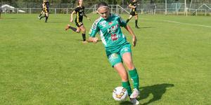 Matilda Norberg och hennes Själevad gästas av Infjärden.