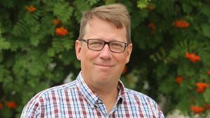 Anders Häggkvist (C) menar att befolkningssiffran är viktig för Härjedalen att hålla uppe. Smärtgränsen nedåt är nådd.