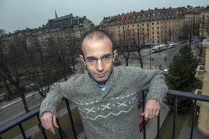 Den israeliske historikern Yuval Noah Harari har gjort succé med sin bok