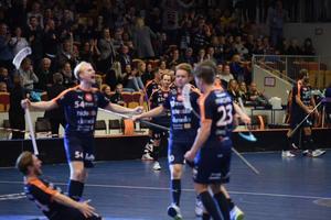 24 mål på två matcher. Hyfsat facit för Mullsjö, som nu har all anledning att jubla igen.