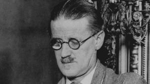 James Joyce väckte förvirring och avsky. Arkivbild. Bild: TT