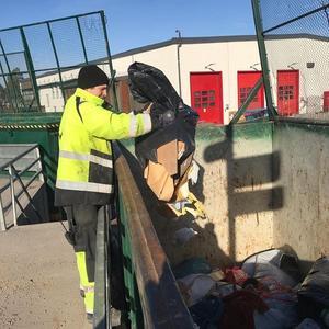 Pressbild: Gästrike återvinnare