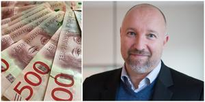 Informationen om aktuellt ekonomiskt läge måste bli enklare att förstå, säger Johan Schönbeck.