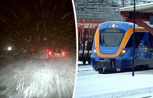 Skribenten menar att vädervarningar har gjort att vi blivit onödigt försiktiga. Bild: Håkan Humla / Micke Engström