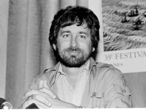 Steven Spielberg 1982. Foto: Jean-Jacques Levy/AP