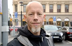 Per Lundholm, 42, lärare, Sundsvall:
